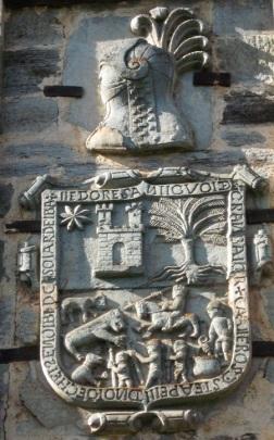 Escudo casa Torre del Valledor