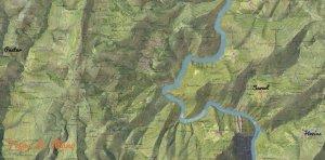 mapa tejos Eilao, usando sigpac
